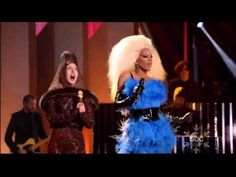 "▶ Lady Gaga - Fashion! (feat. RuPaul) (Live at ""Lady Gaga & the Muppets' Holiday Spectacular"" - YouTube"