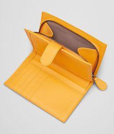 Sun Intrecciato Nappa Wallet - Women's Bottega Veneta® Continental Wallet - Shop at the Official Online Store
