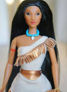 Disney's 1990's Pocahontas Doll arms.Or for DIY, OOAK, custom, repaint, restyle, upcycle, altered art projects.Come as pictured.Doll is not included, photo is just for reference. These are previously loved in good condition.Please refer to all the photos for they are part of the description also.If you are looking for a different type or brand than pictured, send me a message with your request, I have more.Like; Bratz, Liv, Barbie, Monster High, etc..***I also have; doll torsos, arms, heads…