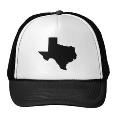 Texas in Black and White