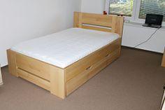 postel z masivu: Maxim 120x200 cm Mattress, Bed, Furniture, Home Decor, Decoration Home, Stream Bed, Room Decor, Mattresses, Home Furnishings