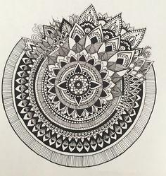 Mandala tattoo, mandala art, doodle art, different drawing styles, doodle t Mandala Tattoo, Inspiration, Art Drawings, Mandala, Mandala Artwork, Doodle Art Drawing, Art, Tangle Art, Pattern Art