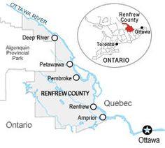 Ottawa River Ottawa Valley Pinterest Rivers And Ottawa - Where is ottawa