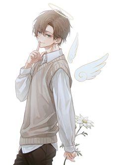 Cool Anime Guys, Handsome Anime Guys, Cute Anime Boy, Cute Anime Couples, Anime Art Girl, Got Anime, Otaku Anime, Manga Anime, Anime Angel