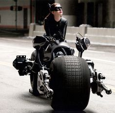The Dark Knight Rises, I want the bike. soooo bad