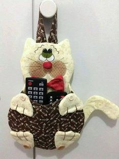 Controls will no longer disappear - Katzen Sewing Toys, Sewing Crafts, Sewing Projects, Craft Projects, Projects To Try, Cat Crafts, Diy And Crafts, Cat Quilt, Cat Pattern