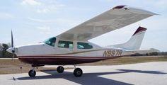 1974 Cessna T210L Centurion for sale in (KPCZ) Waupaca, WI USA => www.AirplaneMart.com/aircraft-for-sale/Single-Engine-Piston/1974-Cessna-T210L-Centurion/12545/