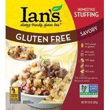 Ian's Gluten Free Homestyle Savory Stuffing Mix