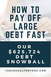 The Debt Snowball Method for Large Debt The debt snowball method for six figure debt. How to get started with the debt snowball method plus free printable debt snowball worksheet! Debt Snowball Spreadsheet, Debt Snowball Worksheet, Debt Free Living, Living On A Budget, Frugal Living, Dave Ramsey Debt Snowball, Planning Budget, Financial Peace, Financial Tips