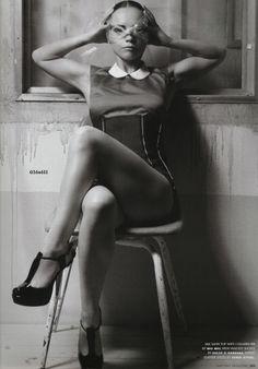 Christina Ricci - Another Magazine, Spring 2007