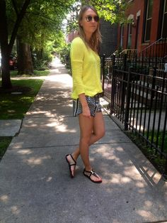 Girls and City: comfy summer chic