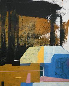 """Oil 2013 """"baten kaitos [belly of cetus]"""" Koen Lybaert/Jim Harris"""