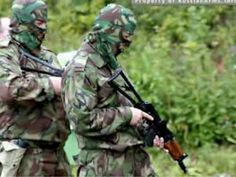 Spetsnaz Russian Special Forces Weapons | Recent Photos The Commons Getty Collection Galleries World Map App ...