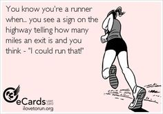 Want to know the secret to becoming a runner if you're a beginner runner or if you struggle like me with running? Its just two easy steps: enter a race start interval training. Running Humor, Running Quotes, Running Workouts, Funny Running, Parkour Workout, Keep Running, How To Start Running, Running Tips, Marathon Motivation