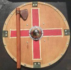 Resultado de imagem para authentic viking shield