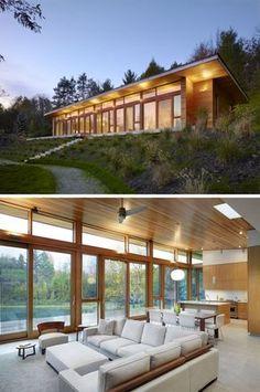 California Modular Homes | Log Cabins | Pinterest | Prefab ... on
