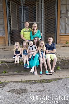 This Fort Bend family of eight shares their formula for success #SugarLand #Texas #TexasSizedFamily #Family #FamilySuccess http://www.sugarlandmagazine.com/blog/wp-content/uploads/2014/04/Meet-The-Kirkpatricks.pdf