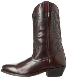 275eec98bdad Laredo Mens London Western BootBlack Cherry9 D US   Read more reviews of  the product by