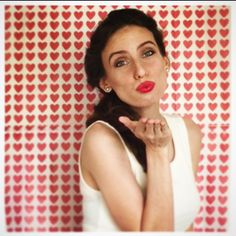 Valentine makeup! @mrs_kandice_story