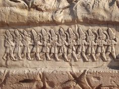 """The Hattians were an ancient people who inhabited the land of Hatti in central Anatolia . The group was documented at least as early as the empire of Sargon of Akkad (c.2300 BC.),until it was gradually absorbed c.2000-1700 BC. by the indo Europen Hitties, who became identified with the """"land of Hatti""""."""