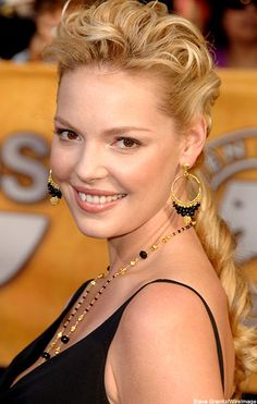 Katherine Heigl.. Best female movie star!