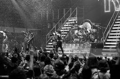 Gene Simmons, Ace Frehley, Paul Stanley and Peter Criss of KISS