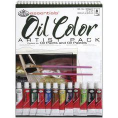 Essentials Artist Pack - Oil Color