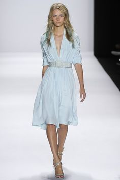 Badgley Mischka Spring/Summer 2015 Ready-To-Wear