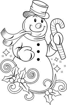 Free Clip Art Holiday Christmas Frosty The Snowman