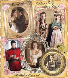 """When Calls the Heart"""" Episode 9: Change of Heart Love every single dress Elizabeth wears!"""