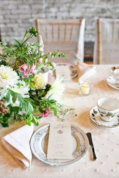 Hosting an Authentic English Tea Party
