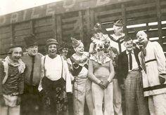 Dailey Bros. Circus 1948