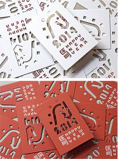 greeting card of Chinese New Year