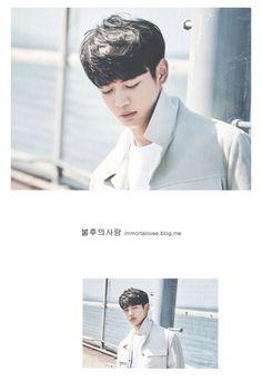 Photoshoot Choi Minho