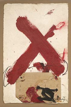 Antoni Tàpies - Llibres del Mall