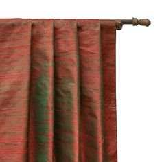 Green Silk, Green Fabric, Red Green, Blue Cushion Covers, Hanging Christmas Tree, Panel Curtains, Curtain Panels, Blue Bedding, Custom Curtains