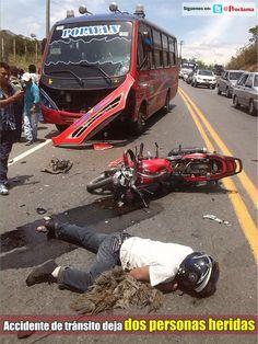 En la vía que de Popayán conduce a Santander de Quilichao se presentó el accidente. Así lo registramos http://www.proclamadelcauca.com/2014/08/accidente-de-transito-deja-2-personas-lesionadas.html