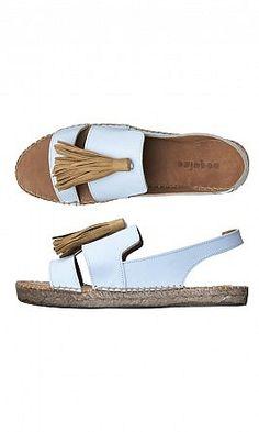 Marta sandals - Plümo Ltd