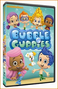 bubble guppies giveaway
