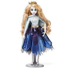 ThinkGeek :: Once Upon a Zombie Dolls :: Sleeping Beauty Sleeping Beauty Doll, Disney Descendants Dolls, Original Fairy Tales, Zombie Princess, Geek Toys, Zombie Dolls, Native American Dolls, Store Image, Halloween Doll