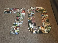 Party ideas - photo collage