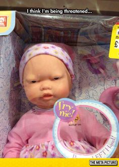 This Doll Is Tired Of Your Crap @doThings