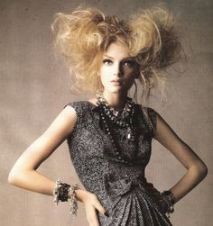 Avant Garde. This reminds me of Neo Victorian, i think its kinda pretty.