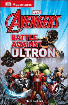 DK Adventures Marvel The Avengers Battle Against Ultron