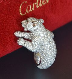 Panthere de Cartier... to die for.