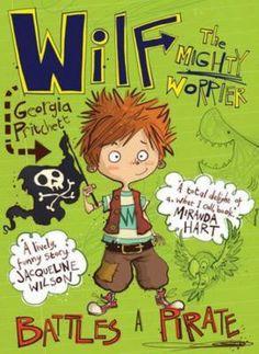Wilf the mighty worrier Battles a Pirate. JF PIR