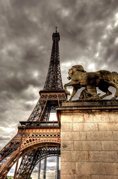 Paris is a must, of course with whoever my wife or girlfriend is.