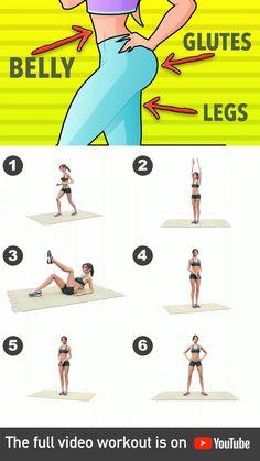 Full Body Gym Workout, Slim Waist Workout, Gym Workout Videos, Gym Workout For Beginners, Tummy Workout, Fitness Workout For Women, Gym Workouts, Bodybuilding Transformation, Gymnastics Workout