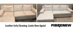 Leather Sofa Cleaning Anyone? Visit Fibrenew for a quote today! Coast to coast service, more info at www.fibrenew-franchising.com/locations/