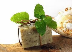 Seifenrezept: Pfefferminz-Seife selber machen